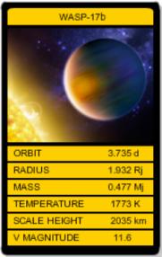 WASP-17b