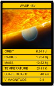 WASP-18b